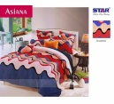 Sprei star Asiana - grosir Sprei star murah Santoso bedding