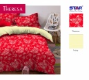 Sprei star theresa -  grosir Sprei star murah - distributor sprei star