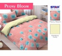 Sprei star peony bloom - grosir Sprei star - distributor sprei murah